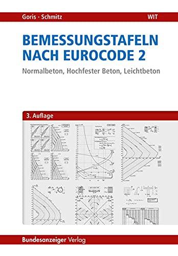 Bemessungstafeln nach Eurocode 2: Ulrich P. Schmitz