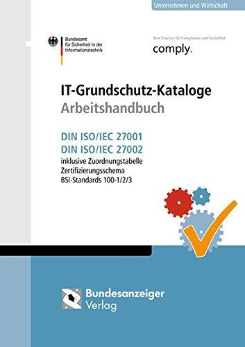 IT-Grundschutz-Kataloge Arbeitshandbuch