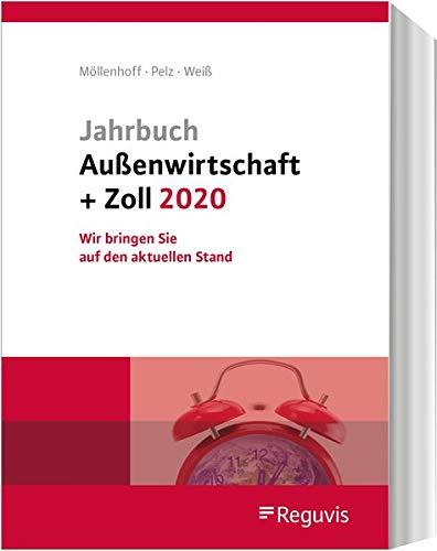 9783846211236: Jahrbuch Außenwirtschaft + Zoll 2020: Wir bringen Sie auf den aktuellen Stand