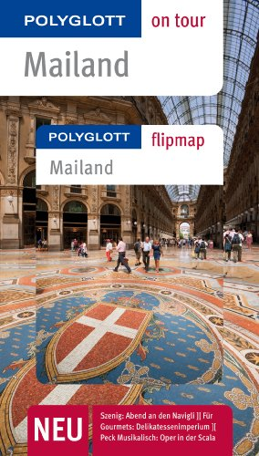 9783846408292: Mailand: Polyglott on tour mit Flipmap