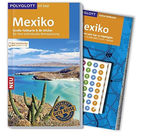 9783846427736: POLYGLOTT on tour Reiseführer Mexiko