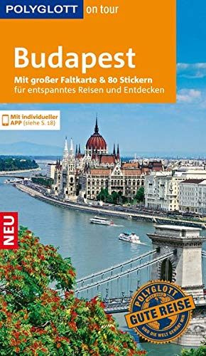 9783846428580: POLYGLOTT on tour Reiseführer Budapest