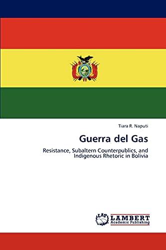 Guerra del Gas: Tiara R. Naputi