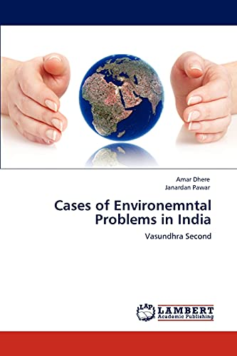 9783846507742: Cases of Environemntal Problems in India