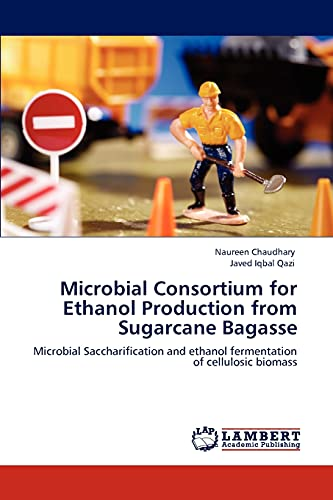 9783846510377: Microbial Consortium for Ethanol Production from Sugarcane Bagasse: Microbial Saccharification and ethanol fermentation of cellulosic biomass