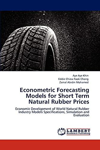 Econometric Forecasting Models for Short Term Natural: Aye Aye Khin,