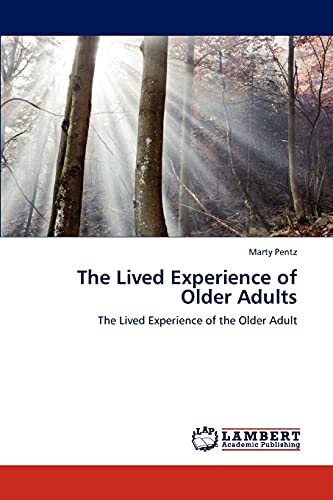 The Lived Experience of Older Adults: Marty Pentz