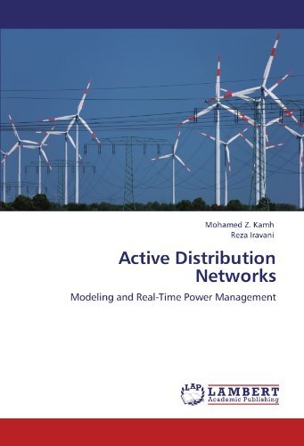 9783846523131: Active Distribution Networks: Modeling and Real-Time Power Management