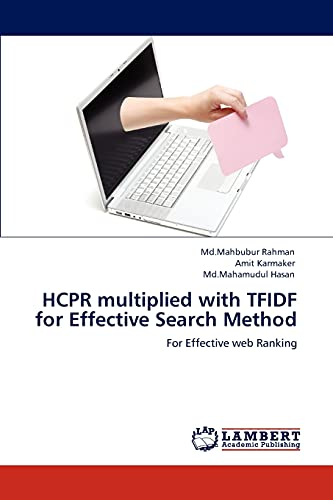 Hcpr Multiplied with Tfidf for Effective Search Method: Amit Karmaker