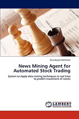 9783846532447: News Mining Agent for Automated Stock Trading