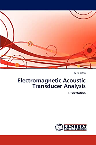 9783846532706: Electromagnetic Acoustic Transducer Analysis: Dissertation