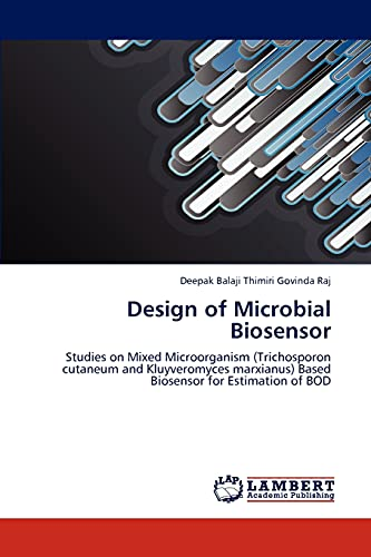 Design of Microbial Biosensor: Deepak Balaji Thimiri Govinda Raj