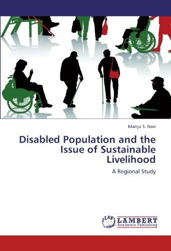 Disabled Population and the Issue of Sustainable: Nair, Manju S.