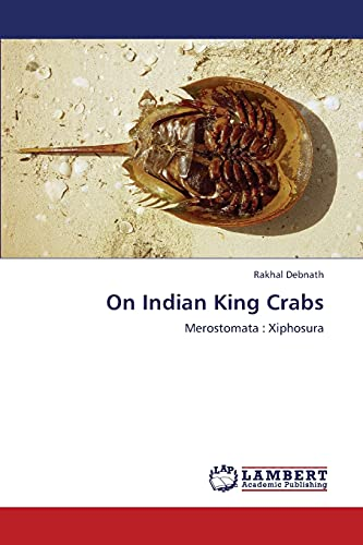 9783846541241: On Indian King Crabs: Merostomata : Xiphosura