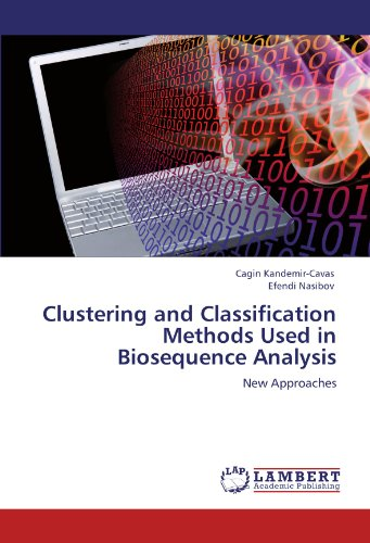 9783846551837: Clustering and Classification Methods Used in Biosequence Analysis: New Approaches