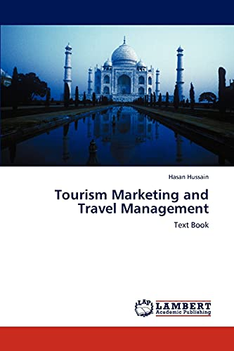 9783846552537: Tourism Marketing and Travel Management: Text Book
