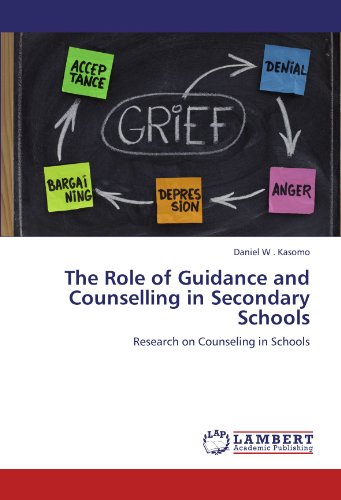 9783846559185: The Role of Guidance and Counselling in Secondary Schools: Research on Counseling in Schools