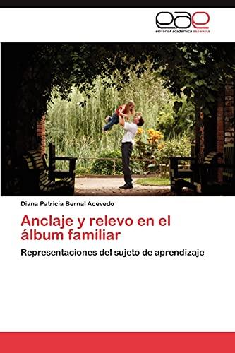 9783846560235: Anclaje y relevo en el álbum familiar