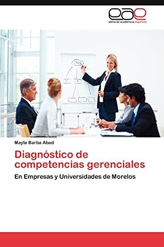 9783846560471: Diagnostico de Competencias Gerenciales