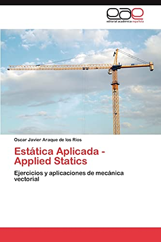 9783846561676: Estatica Aplicada - Applied Statics
