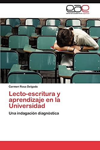 Lecto-escritura y aprendizaje en la Universidad