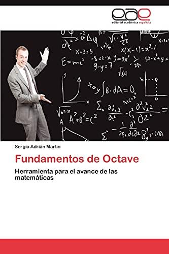 9783846565964: Fundamentos de Octave