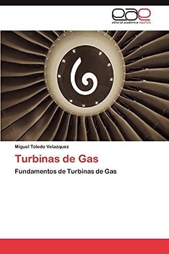 9783846566640: Turbinas de Gas