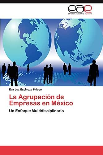 9783846570579: La Agrupacion de Empresas En Mexico