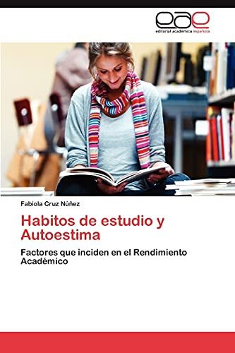 9783846574188: Habitos de estudio y Autoestima