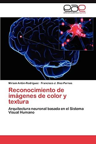 Reconocimiento de Imagenes de Color y Textura: MÃriam Antà n-RodrÃguez