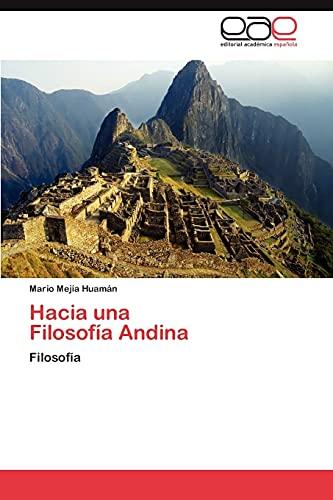 9783846578544: Hacia una Filosofía Andina