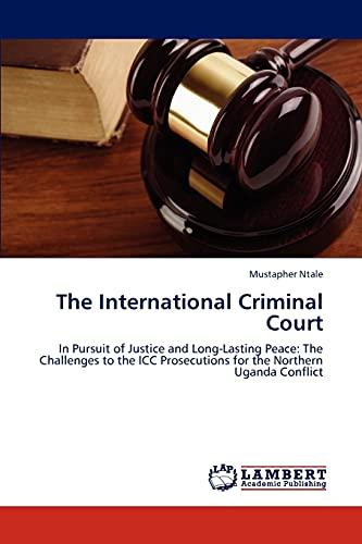 The International Criminal Court: Mustapher Ntale