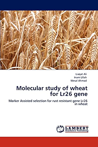 Molecular Study of Wheat for Lr26 Gene: Liaqat Ali (author)