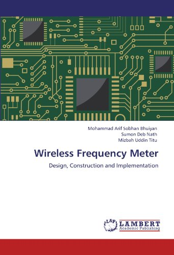 9783846591987: Wireless Frequency Meter: Design, Construction and Implementation