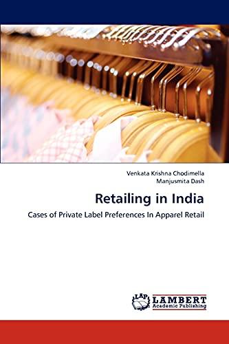 Retailing in India: Venkata Krishna Chodimella