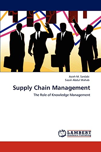 9783846595213: Supply Chain Management: The Role of Knowledge Management