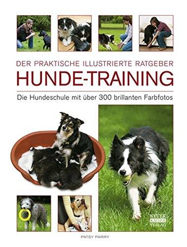 9783846830017: Hunde-Training: Die Hundeschulen mit über 300 brillianten Farbfotos