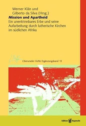 Mission und Apartheid: Werner Klän