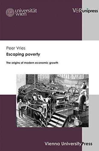 9783847101680: Escaping Poverty: The Origins of Modern Economic Growth