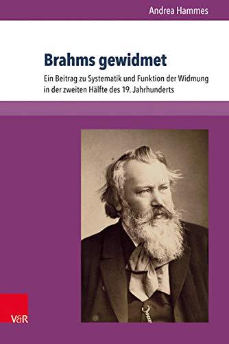 Brahms gewidmet: Andrea Hammes