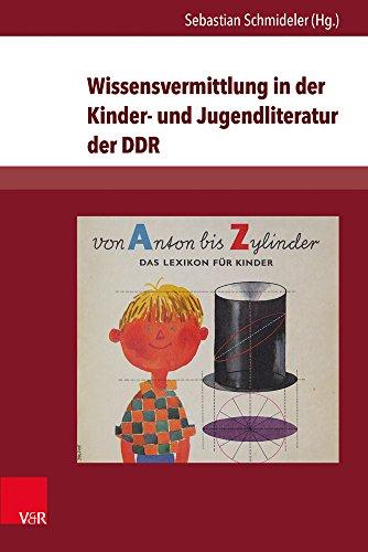 Wissensvermittlung in Der Kinder- Und Jugendliteratur Der