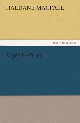 9783847212379: Vigée Le Brun (TREDITION CLASSICS)