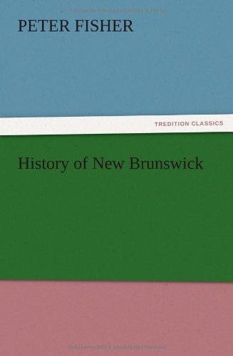 History of New Brunswick: Peter Fisher
