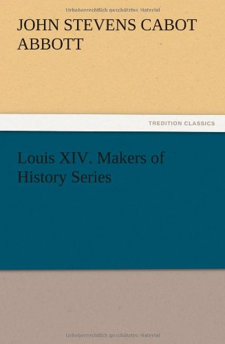 9783847222415: Louis XIV. Makers of History Series