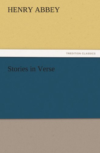 9783847230489: Stories in Verse (TREDITION CLASSICS)