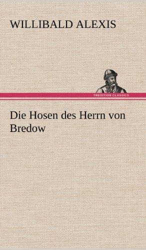 9783847242000: Die Hosen des Herrn von Bredow