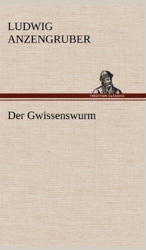9783847242451: Der Gwissenswurm (German Edition)