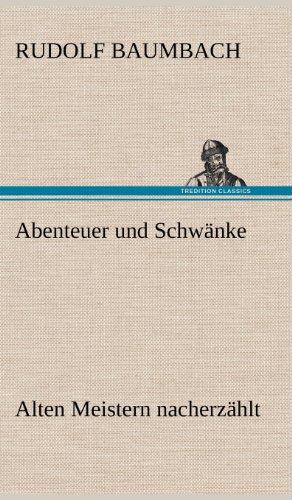 9783847243625: Abenteuer und Schwänke