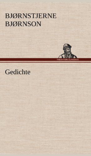 9783847244196: Gedichte (German Edition)