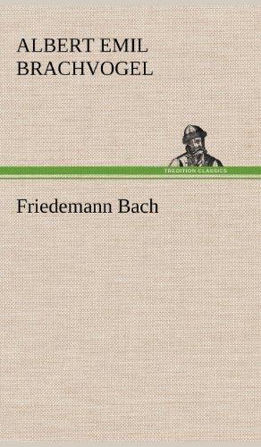 9783847244493: Friedemann Bach